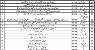 Provincial-Disaster-Management-Authority-PDMA-Balochistan-Jobs-22-June-2019
