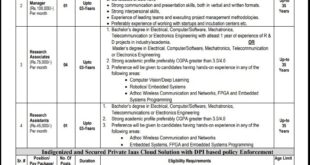 University-of-Engineering-and-Technology-Taxila-Jobs-01-June-2019