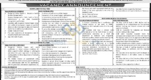 Bannu-Medical-Institution-MTI-Bannu-Jobs-30-Oct-2019