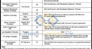 Cantt-Public-Girls-School-and-College-Abbottabad-Jobs-05-Mar-2020