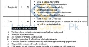Policy-and-Strategic-Planning-Unit-PSPU-Lahore-Jobs-20-Apr-2020