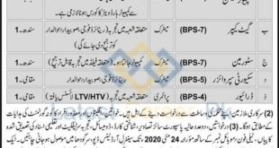 Pakistan-Army-Central-Ordnance-Depot-COD-Sargodha-Jobs-11-May-2020