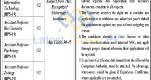 The-University-of-Jhang-UOJ-Jhang-Jobs-22-Sep-2020