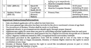 Ministry-of-Human-Rights-MoHR-Islamabad-Jobs-04-Oct-2020
