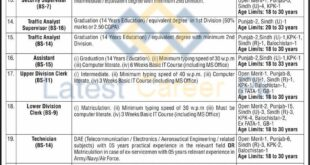 Ministry-of-Defence-MOD-Islamabad-Jobs-24-Jan-2021