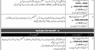 Ministry-of-National-Food-Security-and-Research-Islamabad-Jobs-14-Jan-2021
