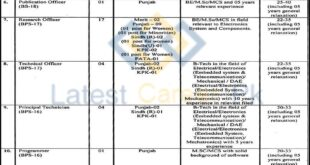 National-Institute-of-Electronics-NIE-Islamabad-Jobs-10-Jan-2021