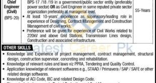 National-Transmission-And-Despatch-Company-Limited-Lahore-Jobs-21-Mar-2021
