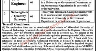 Abbottabad-University-of-Science-and-Technology-AUST-Abbottabad-Jobs-27-Apr-2021