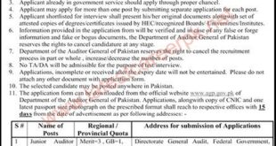 Auditor-General-of-Pakistan-AGP-Islamabad-Jobs-28-Apr-2021