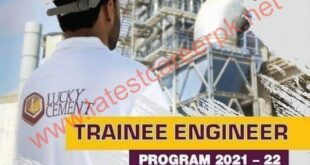 Lucky-Cement-Pvt-Limited-Lakki-Marwat-Jobs-27-May-2021