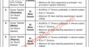 Cantt-Public-Educational-Institutions-Taxila-Cantt-Jobs-21-June-2021
