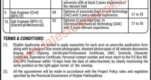 Government-of-Khyber-Pakhtunkhwa-ADP-Projects-Peshawar-Jobs-02-June-2021-01