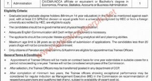 Competition-Commission-of-Pakistan-CCP-Islamabad-Jobs-30-July-2021