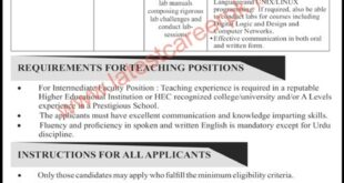 Kinnaird-College-For-Women-Lahore-Jobs-19-July-2021