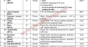 National-Physical-And-Standards-Laboratory-NPSL-Islamabad-Jobs-12-July-2021