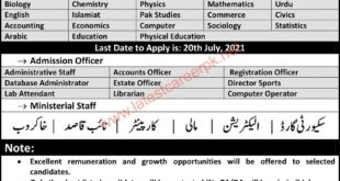 Superior-College-Bahria-Town-Campus-Islamabad-Jobs-12-July-2021