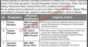 Orion-Construction-and-Associates-Pvt-Limited-Multan-Jobs-22-Aug-2021