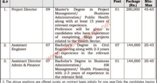 Specialized-Healthcare-and-Medical-Education-Department-Balochistan-Jobs-03-Aug-2021