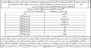 Elementary-and-Secondary-Education-Department-D-I-Khan-Jobs-21-May-2019