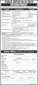 Public-Sector-Organization-Islamabad-Jobs-02-June-2019