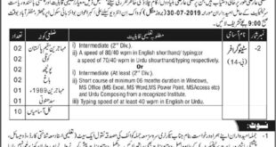 Govt-of-AJK-Services-and-General-Administration-Department-Azad-Kashmir-Jobs-17-July-2019
