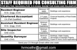 Master-Consulting-Engineers-Pvt-Ltd-Punjab-Jobs-01-July-2019