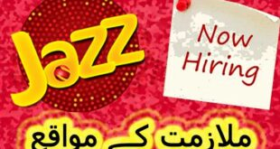 Jazz-Mobilink-Pakistan-Pvt-Limited-Lahore-Jobs-14-Aug-2019