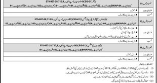 Pakistan-Civil-Aviation-Authority-CAA-15-Pakistan-Jobs-28-Aug-2019