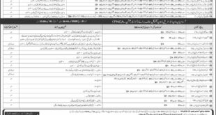 Pakistan-Navy-Technical-and-Non-Technical Staff-Pakistan-Jobs-18-Aug-2019