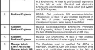 UE-Engineering-Consultants-Pvt-Ltd-Khyber-Pakhtunkhwa-Jobs-21-Aug-2019