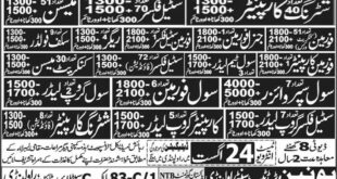 Union-Trade-Test-Center-Rawalpindi-Jobs-21-Aug-2019