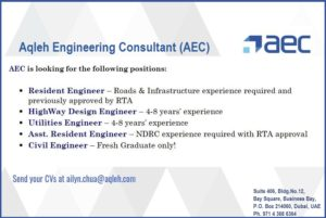 Aqleh-Engineering-Consultant-AEC-United-Arab-Emirates-Jobs-11-Sep-2019