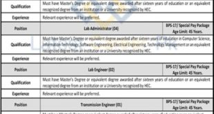 Information-Technology-University-ITU-Lahore-Jobs-28-Sep-2019