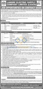 Lahore-Electric-Supply-Company-LESCO-Lahore-Jobs-30-Sep-2019-2