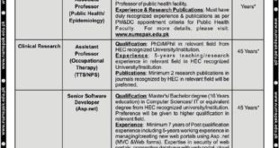 National-University-of-Medical-Sciences-NUMS-Rawalpindi-Jobs-04-Sep-2019