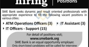 SME-Bank-Pvt-Limited-Islamabad-Jobs-15-Sep-2019