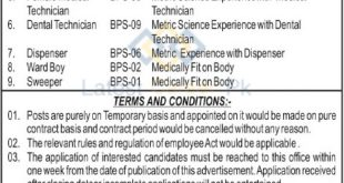 Sandeman-Provincial-Hospital-Children-Quetta-Jobs-25-Sep-2019-3