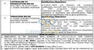 The-University-of-Okara-UO-Okara-Jobs-10-September-2019