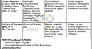 Hamza-Army-Public-School-and-College-APSC-Rawalpindi-Jobs-06-Oct-2019