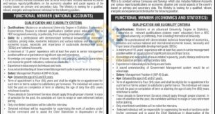 Pakistan-Bureau-of-Statistics-PBS-Islamabad-Jobs-23-Oct-2019