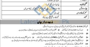 Government-of-Pakistan-Model-Customs-Collectorate-Islamabad-Jobs-07-Nov-2019