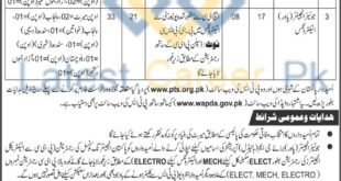 Pakistan-Water-and-Power-Development-Authority-WAPDA-Pakistan-Jobs-17-Nov-2019