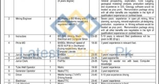 Saindak-Metals-Limited-SML-Chaghi-Balochistan-Jobs-27-Nov-2019