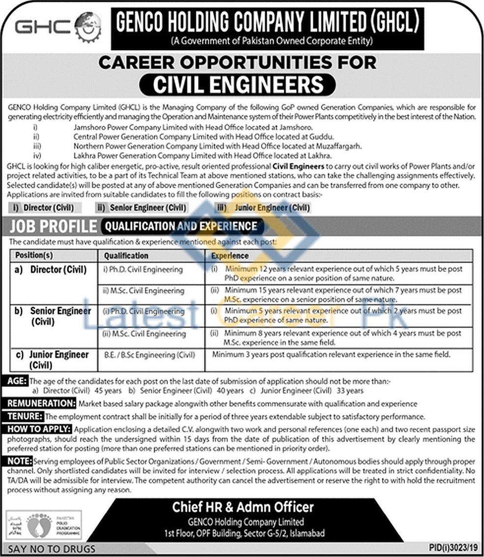 Genco-Holding-Company-Limited-GHCL-Jobs-08-Dec-2019