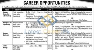 Fauji-Foundation-Head-Office-Rawalpindi-Jobs-01-Jan-2020