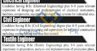 Stylers-International-Pvt-Limited-Lahore-Jobs-12-Jan-2020