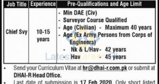 Defence-Housing-Authority-DHA-Islamabad-Jobs-09-Feb-2020