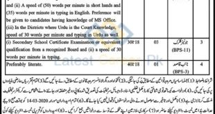 District-and-Session-Courts-Lower-Dir-Jobs-15-Feb-2020