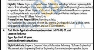 Khyber-Pakhtunkhwa-Information-Technology-Board-Peshawar-Jobs-20-Feb-2020